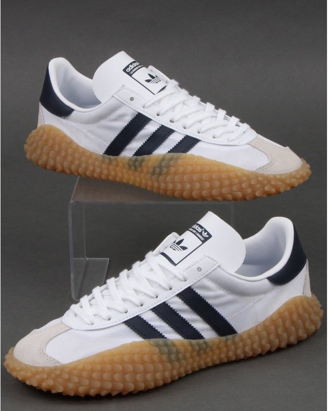 adidas kamanda country white