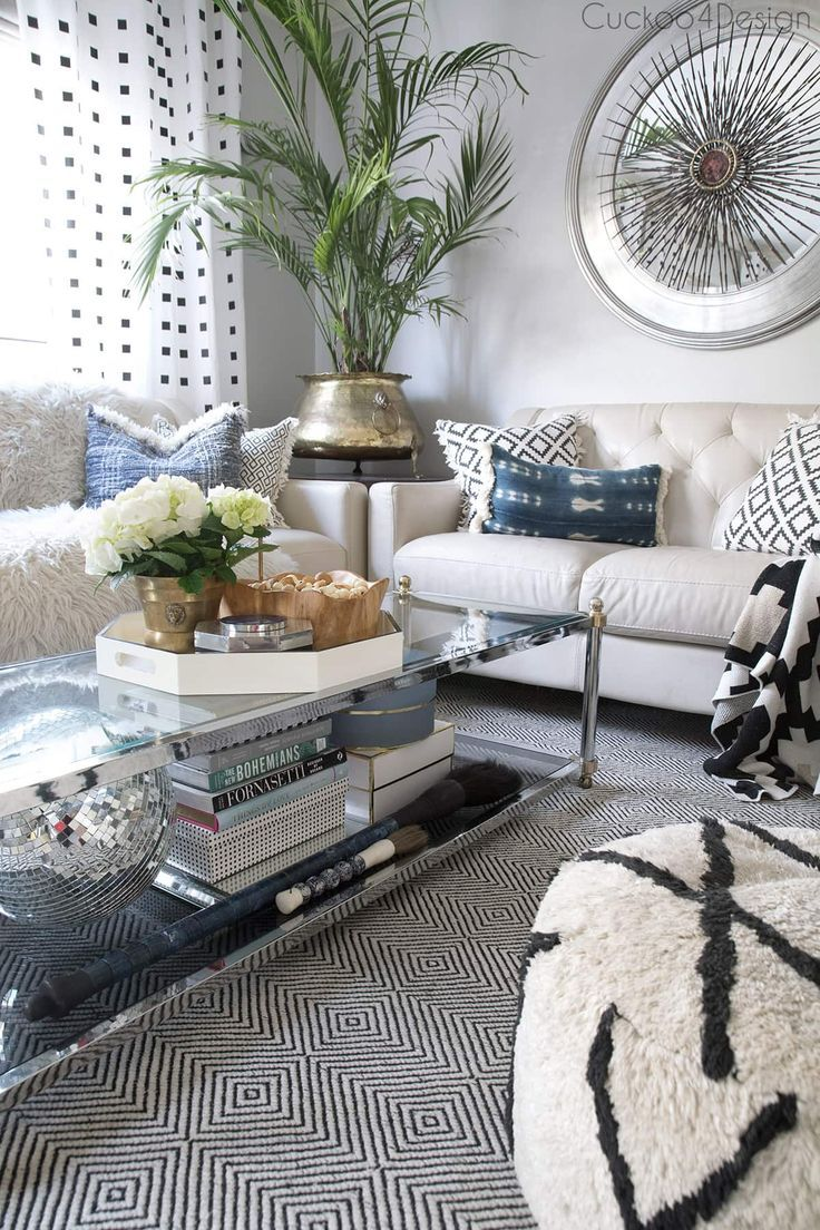 How To Style A Two Tier Coffee Table Coffee Table Decorating
