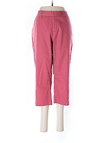 Check it out -- Gap Outlet Casual Pants for $11.99 on thredUP!   Love it? Use this link for $10 off. New customers only.