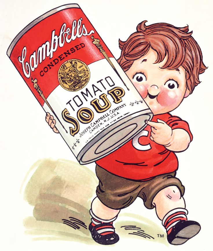 images campbell soup kids - Bing images