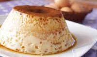 Los platos del Sueko: El flan de huevo.