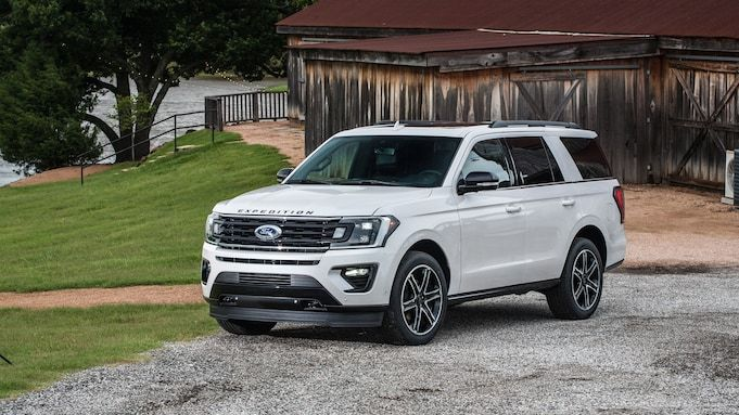 2019 Ford Expedition Explorer Get New Special Editions Ford