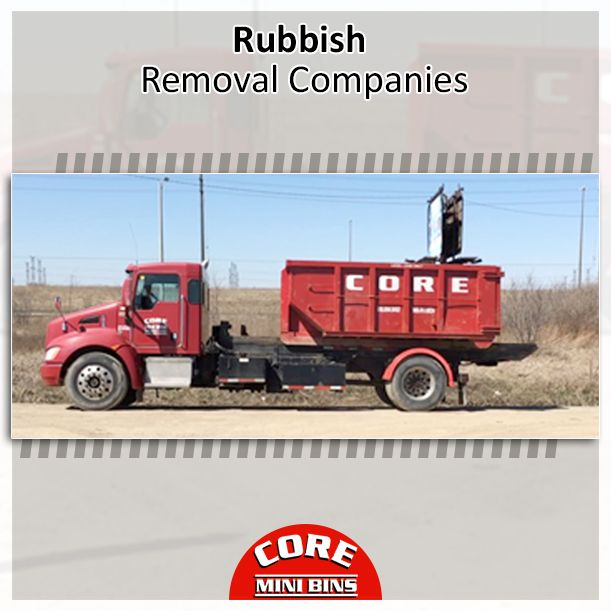 Core Mini Bins reiterates its status as one of the leading rubbish removal companies with state-of-the-art waste removal, collection, and disposal services. The fully licensed rubbish removal company is the winning choice for commercial, industrial, and residential customers.