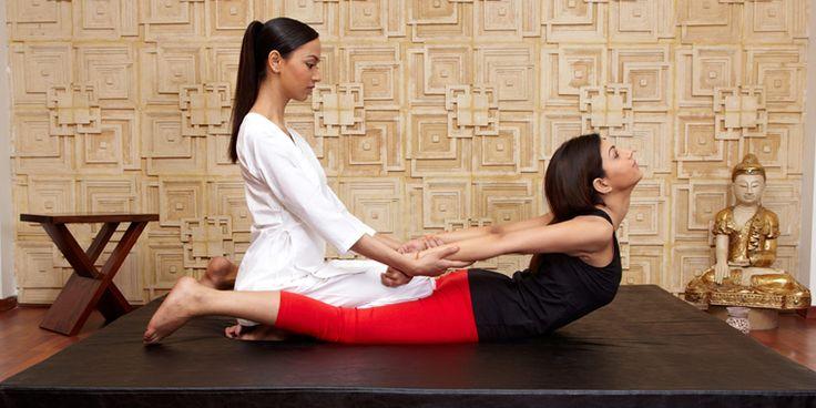 Thai Massage - ayuramantra.com