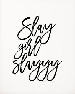 Pray ~ Slay ~ Conquer The Day!