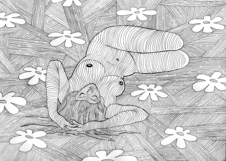 8 Best Kinky Coloring Pages Images On Pinterest