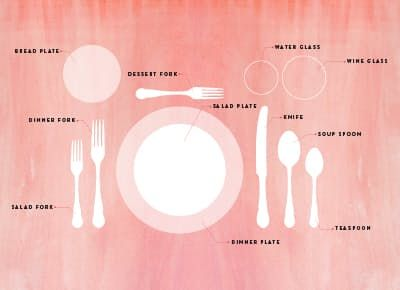 How to Set a Table for Dinner Guests - PureWow