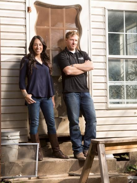 """""""We didn't buy a TV when we first got married, and we have yet to buy one,"""" says Joanna Gaines, co-host of HGTV's Fixer Upper, of the home she shares with husband (and co-host) Chip."""