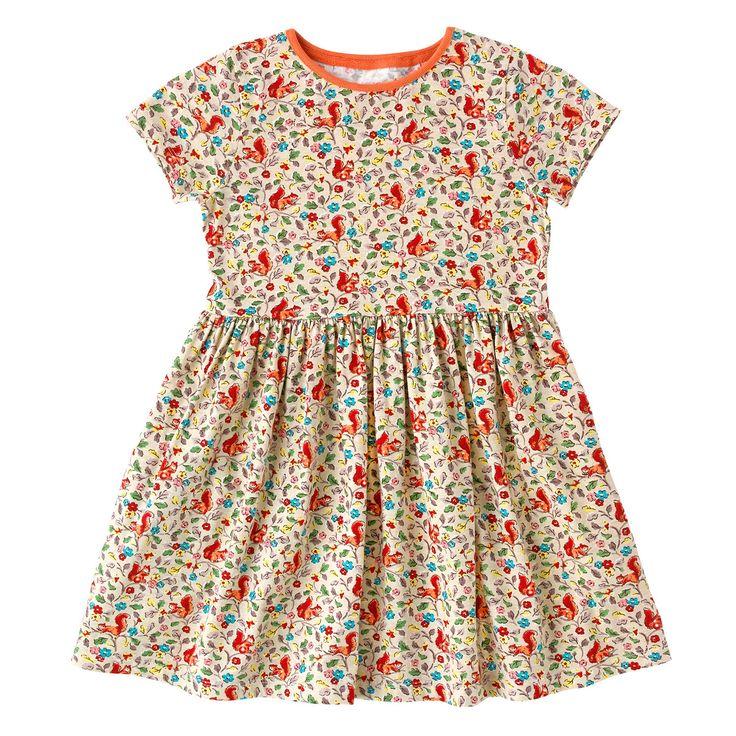 Squirrels Kids Dress | Girls | CathKidston