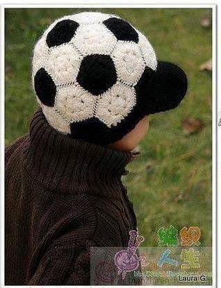 Solo esquemas y diseños de crochet: Gorros