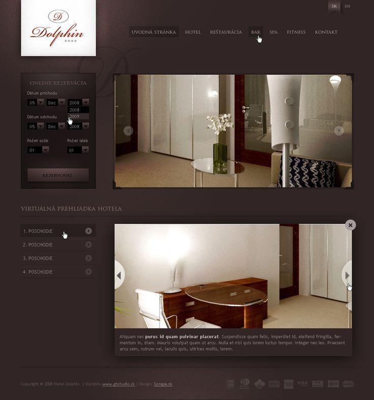 Webdizajn - Dolphin.sk