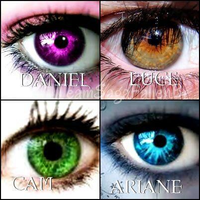 Gli occhi più belli                                                                                                                                                                                 Mais