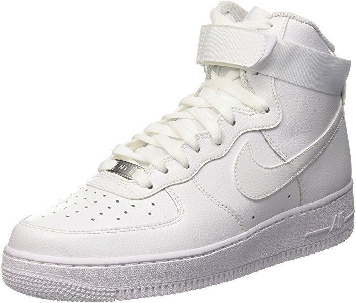 check out 4945d 6294a Amazon.com   Nike Air Force 1 High  07 - 315121 115   Basketball