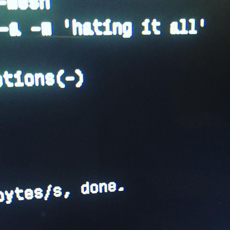 When you find yourself writing commits like this it's time to walk away for a while.