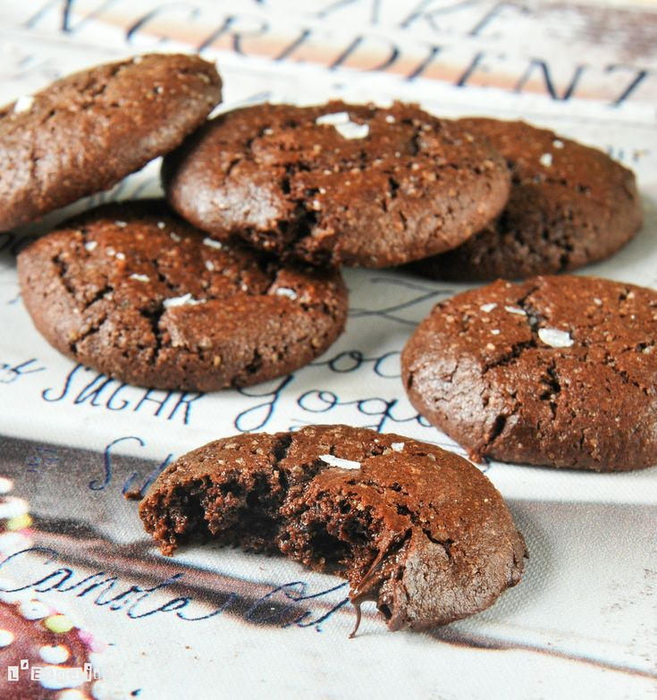 Galletas chocolate y avellana GFLF