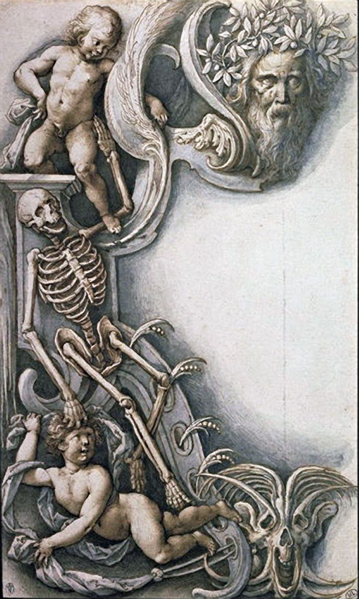 Macabre | The Danse Macabre - Obsessed With Skulls