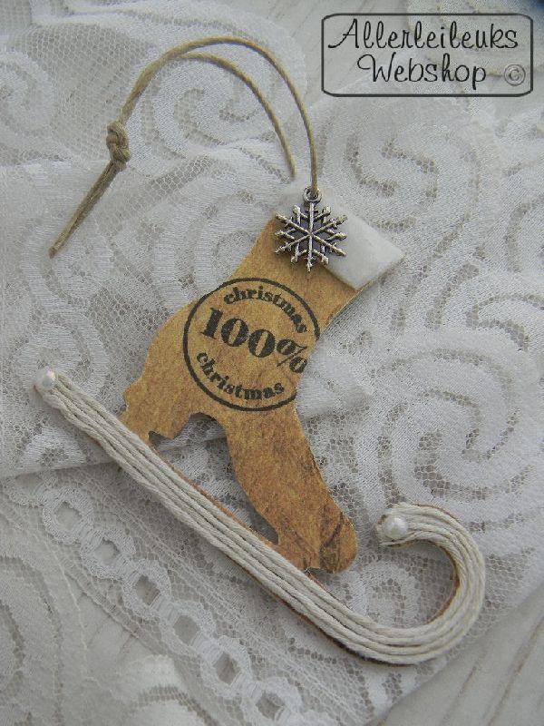Nostalgische Keukenvloer : BESCHRIJVING ZELFMAAKIDEE Nostalgische kleine houten schaats (ALLEEN