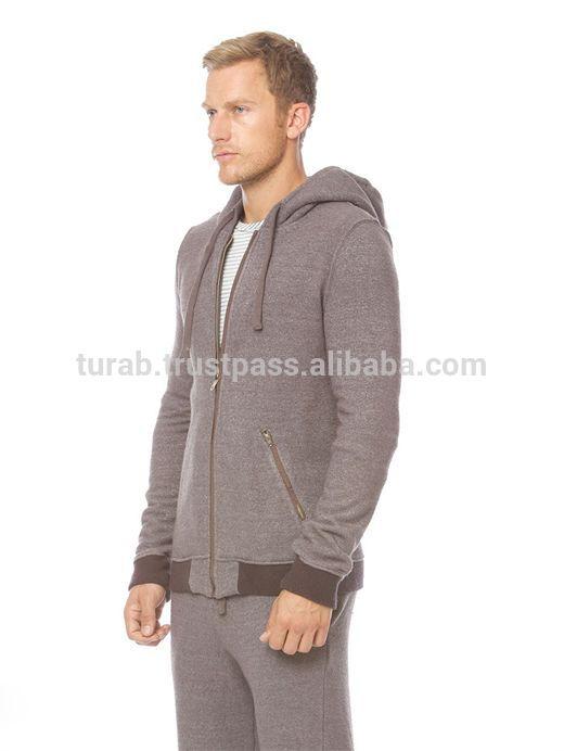 zipper hoodies sweatshirt raglan style custom gym Hoodie/long Tall Hoodie/ Street wear