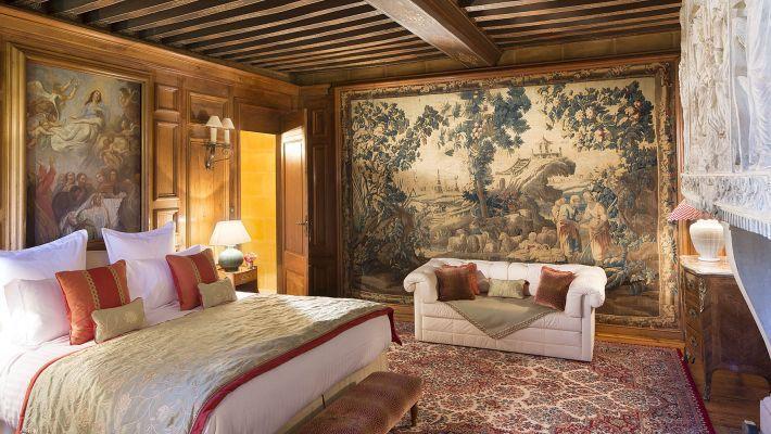 Château de Béneauville website