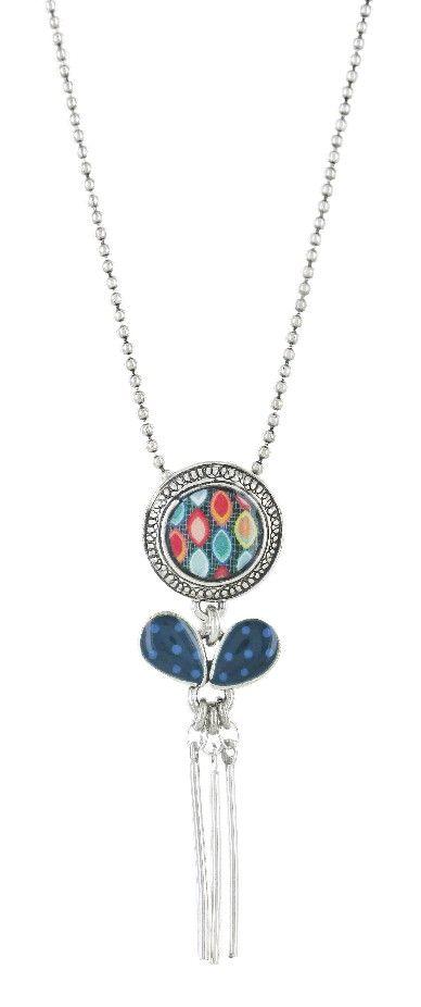 Collier TARATATA. Bijoux créateurs. En vente en boutique et sur notre site internet : http://www.bijouterie-influences.com/search.php?search_query=taratata+pour+toujours