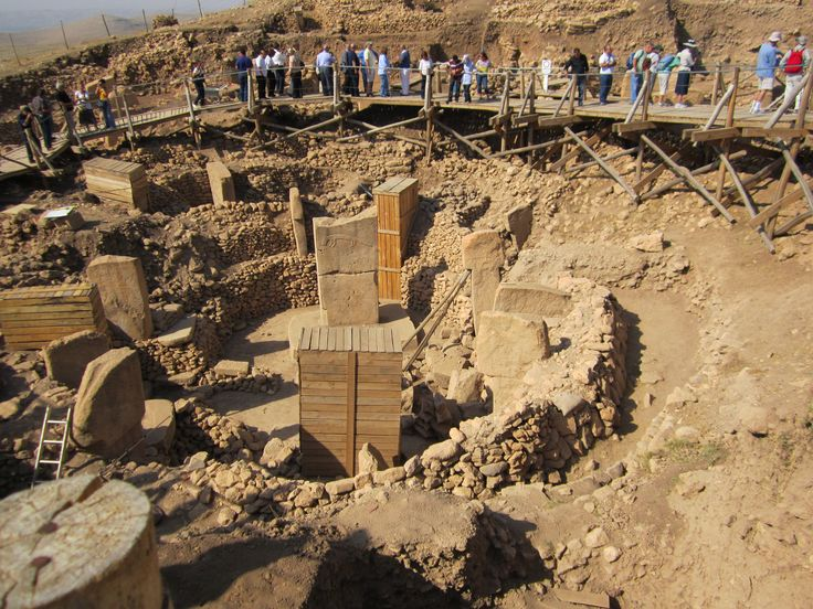 a history of the gobekli tepe an archaeological site Both sites are studied by serious archaeologists, and historians are not ignoring  them both sites hold potential for helping us to understand ancient civilizations.