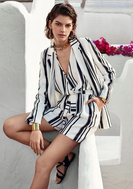 Marta Ortiz - Liu Jo Primavera-Verão 2017 ~ Editoriais - Revistas de Moda