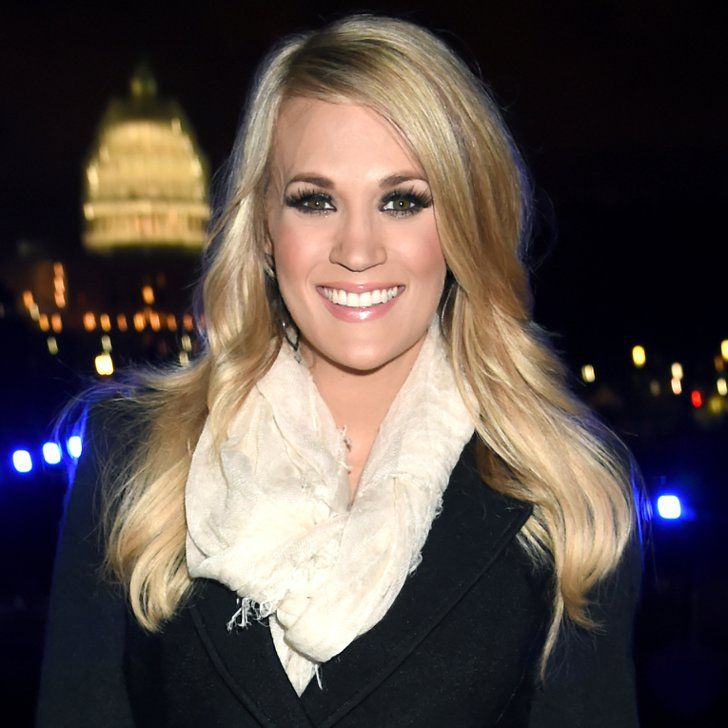 Pin for Later: Your Top 10 Favorite Women of 2014 Carrie Underwood