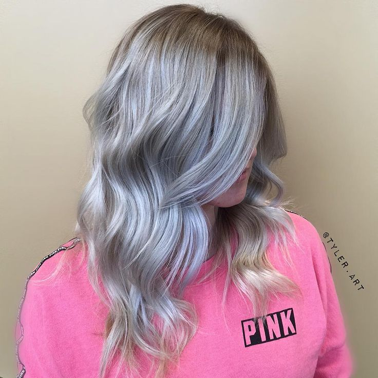 Ashy Silver Front View😍