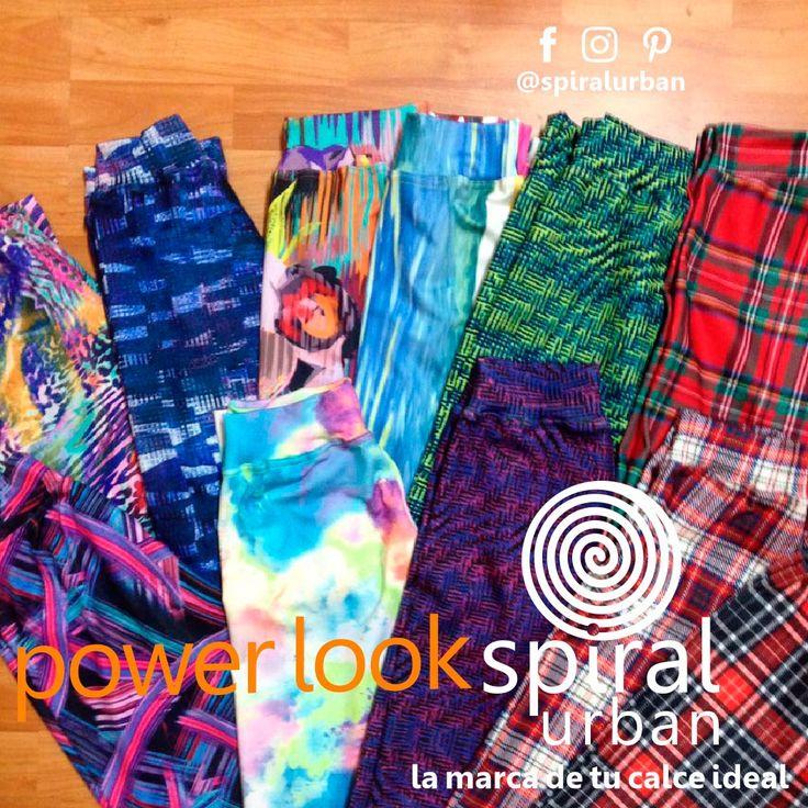 ¿Sigues la moda, o ella te sigue a ti? 👸 👌 👍  Mamá & Hija #Promo: Calzas Mujer $14000 Calzas Niña $8.500 #Pack Mamá&Hija $20.000 También tenemos súper descuentos con la compra de 2 calzas por $25.000 en todas nuestras líneas, incluido suplex y de vestir 👖👖 Power Look 2017 | Somos #SpiralUrban la marca de tu calce ideal  Visítanos en nuestra sala de venta #CasaMatriz ubicada en Lagos 307, piso 1, Ofic 2, (esquina Rodríguez) Temuco 👍 👍👍 Ventas al Mayor y Detal | El #Calce Ideal 💞…