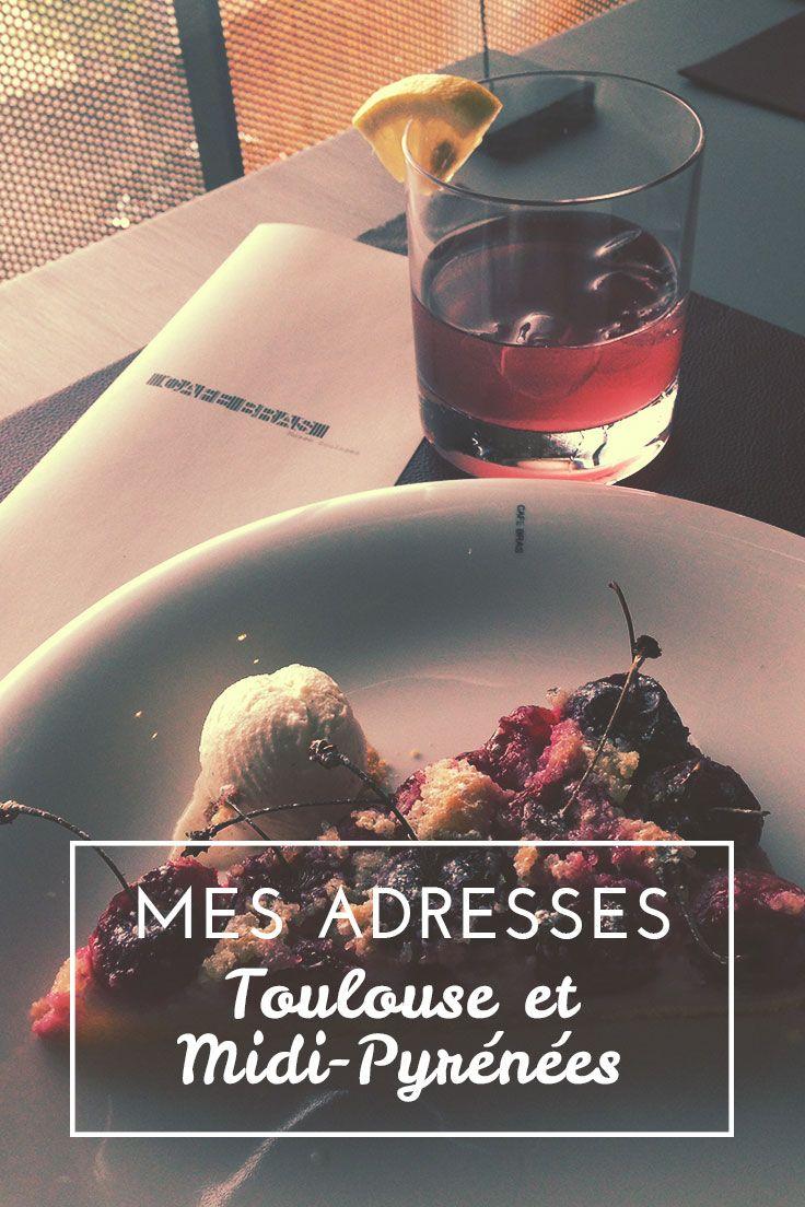 Gastronomie, artisanat, art et beaux hôtels... Mes bonnes adresses à Toulouse et en Midi-Pyrénées!