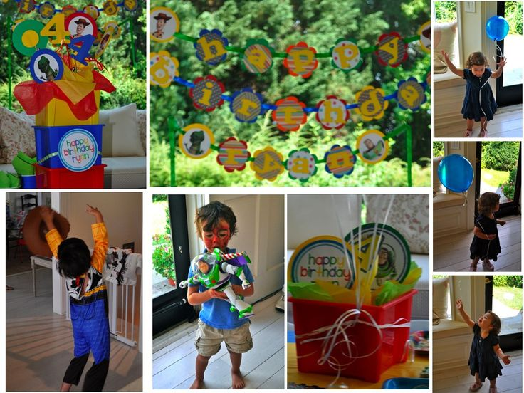 Toy Story Birthday Party by Frosted Events