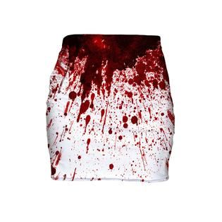 """""""Quick blood splatter knowledge test - is this a low, medium, or high-velocity splatter?"""""""