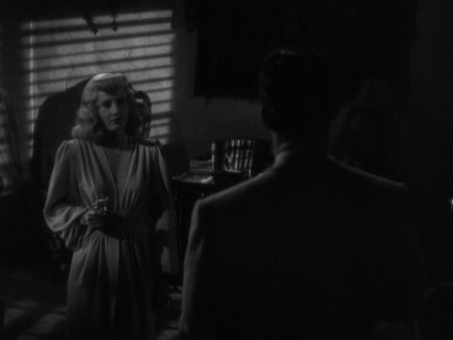 Barbara Stanwyck in 'Double Indemnity' Billy Wilder