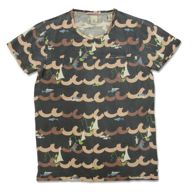 【楽天市場】SCOTCH & SODA スコッチ&ソーダ半袖 プリント ポケットTシャツ S/S PRINTED T-SHIRT2015SS新商品!:SUPER RAG