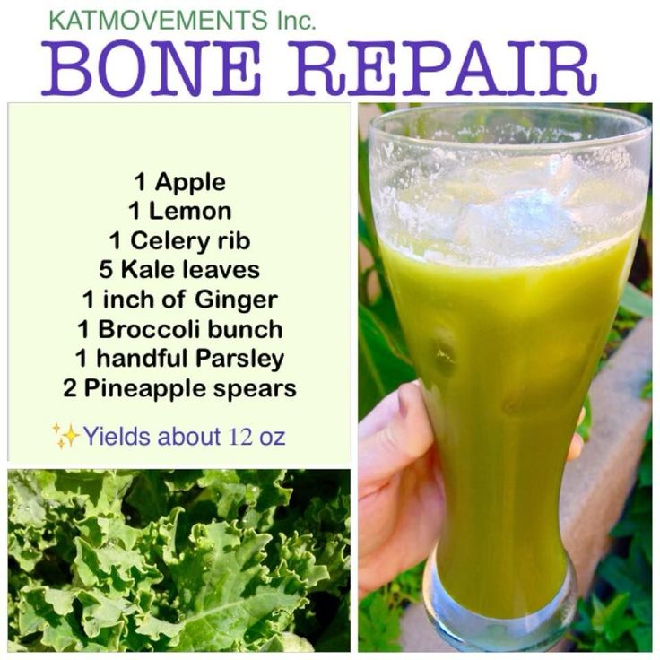 Juicing Vegetables & Fruit BONE REPAIR JUICE RECIPE!  Kale has vitamin K which keeps bones strong and it also helps detoxify your body along with the lemon! TOOLS FOR EXCEPTIONAL HEALTH, LIFE, & LOVE! =^.^= Katmovements Inc. https://www.facebook.com/JUICING101/timeline