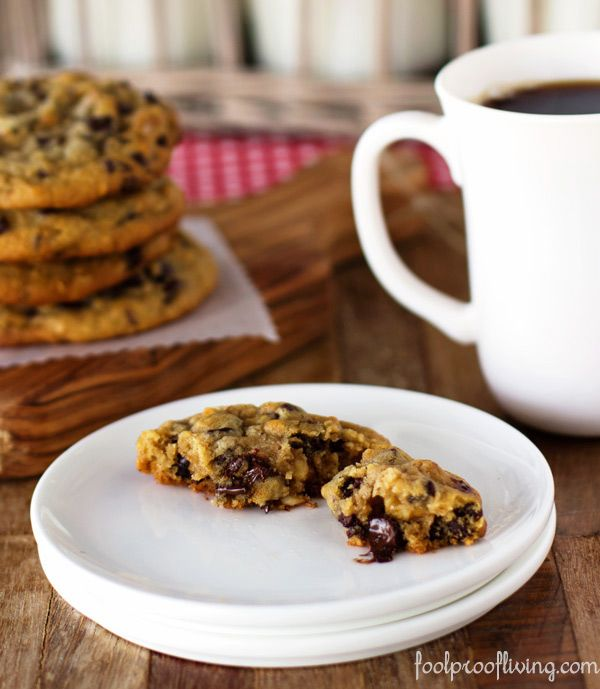 DoubleTree Hotel's Chocolate Chip Cookies -- Best chocolate chip cookie recipe EVER. I had to track this copycat recipe down after staying at the DoubleTree Inn and eating one of their cookies!!