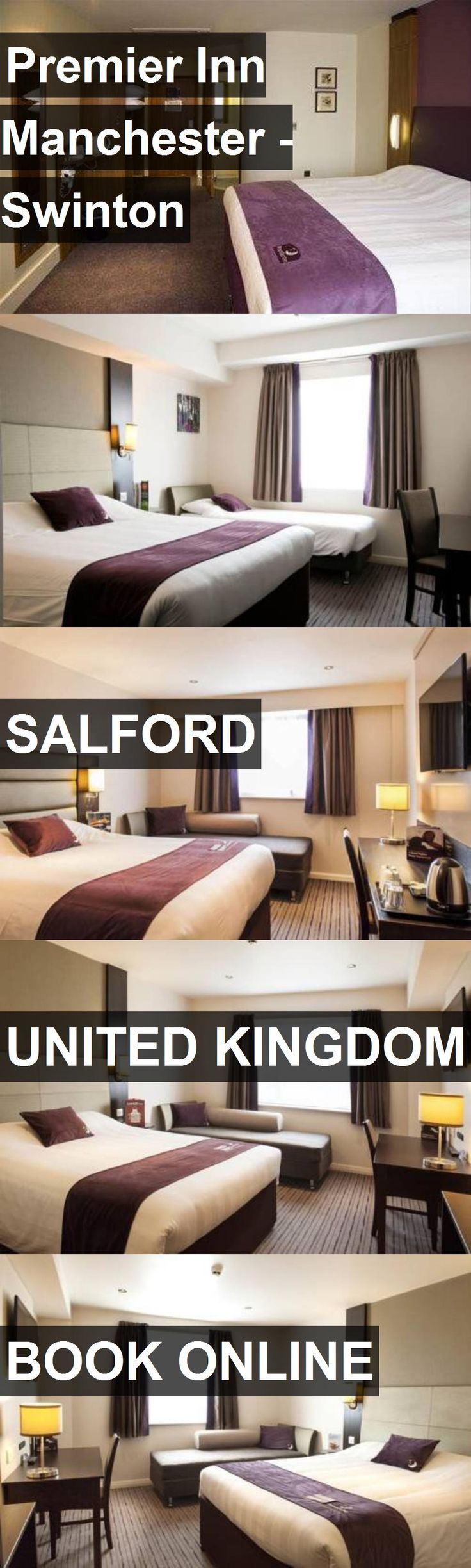 Hotel Premier Inn Manchester - Swinton in Salford, United Kingdom. For more information, photos, reviews and best prices please follow the link. #UnitedKingdom #Salford #hotel #travel #vacation
