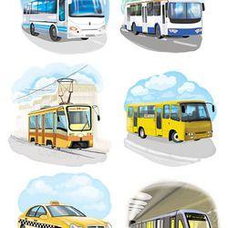 пасажирский транспорт