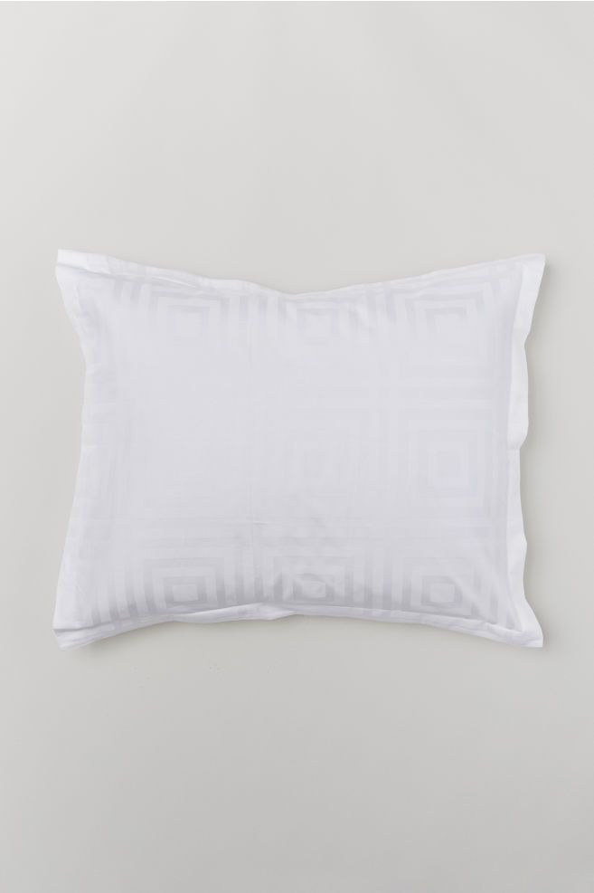 Jacquard Pillowcase in Pillow Cases for