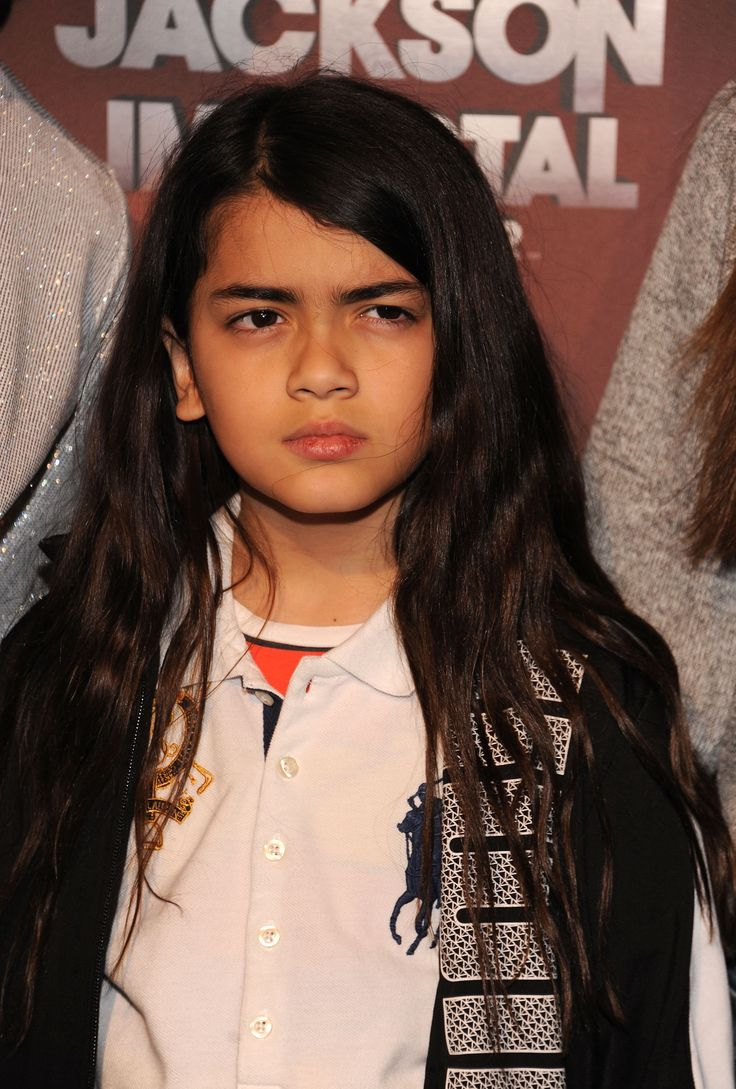 Bullying Led Michael Jackson's Son Blanket to Change His Name (REPORT)