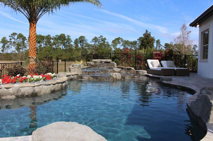Orlando Pool Contractor | Gallery of Swimming Pools & Spas