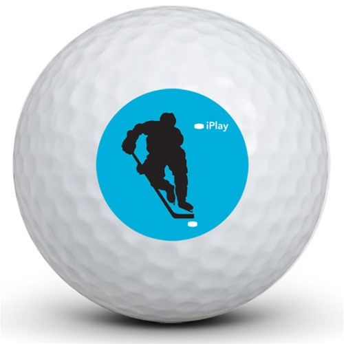 iPlay Hockey Golf Balls