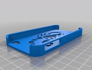 Carcasa iphone 4 escorpion Documento - RascomRas-Elementos 3D para imprimir