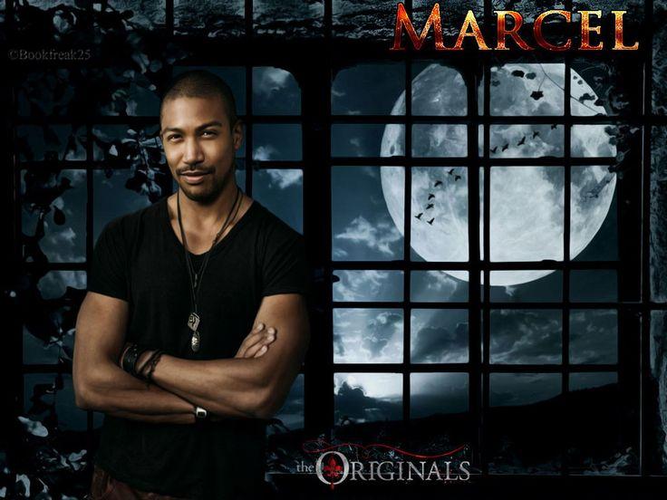 Marcel - The Originals Wallpaper (37077531) - Fanpop