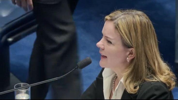 Gleisi Hoffmann vai até a ONU atacar Sérgio Moro e a Lava Jato