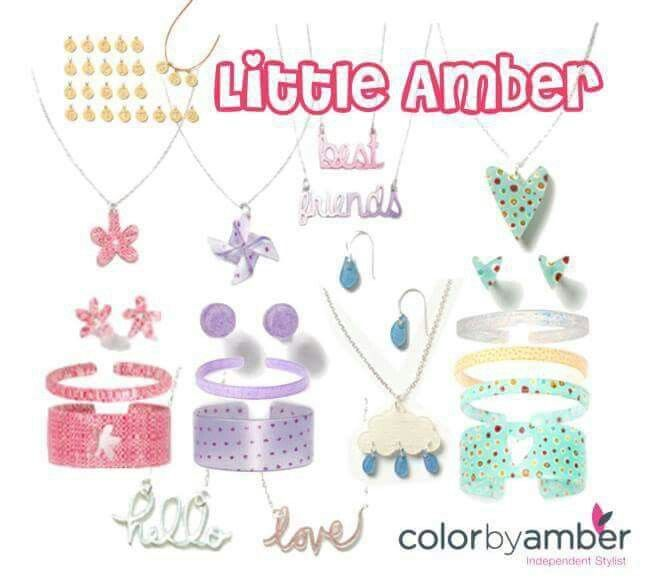 Perfect for the little fashionistas! www.coloryouhappy.mycolorbyamber.com