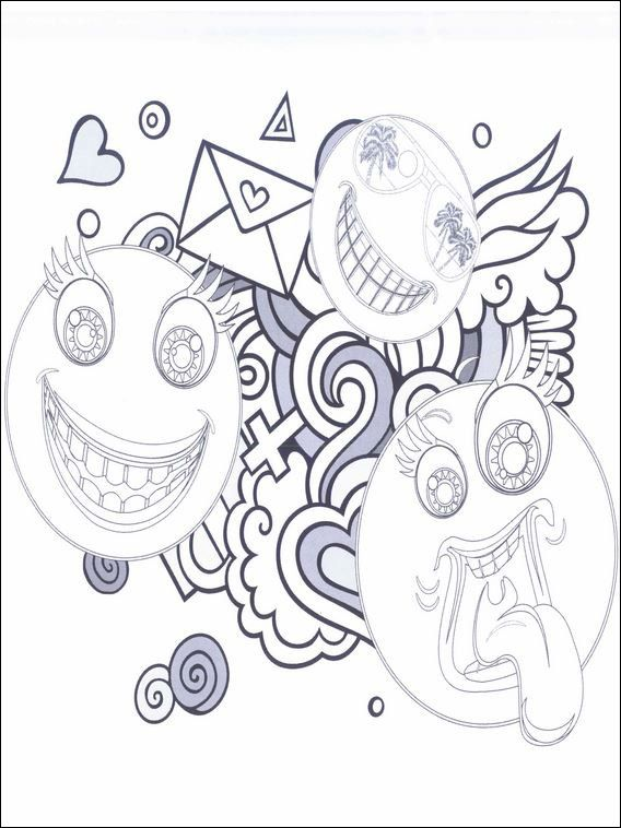 Emojis Emoticons 22 Ausmalbilder Fur Kinder Malvorlagen Zum Ausdrucken Und Ausmalen Ausmalbilder Ausmalbilder Kinder Wenn Du Mal Buch