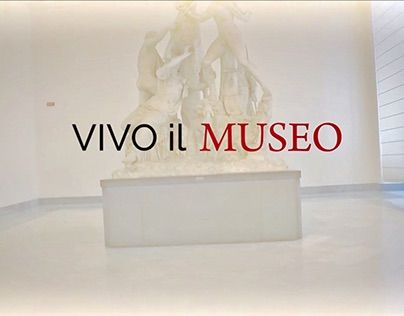 "Check out new work on my @Behance portfolio: ""PROMO ""Vivo il museo"""" http://be.net/gallery/43240543/PROMO-Vivo-il-museo"