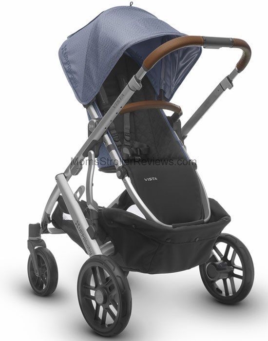 1124cbf28ca Uppababy Vista 2018 Stroller Review! The UPPAbaby Vista 2018 is one of the  MOST popular convertible strollers on today s market. Find out why parents  love ...