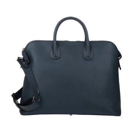 #Valextra Diagonal-Pocket Briefcase #bag